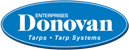 Authorized Distributor of Donovan Tarp Systems
